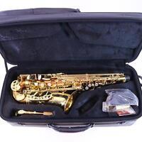 C.G. Conn Model CAS280RC Alto Saxophone (Selmer La Voix II) BRAND NEW