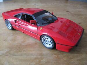 FERRARI 288 GTO - HOT WHEELS ELITE - 1/18