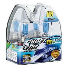 H8 8500k 35w XENON LOOK OPTIK halogen lámparas peras marca de verificación e Super White