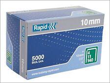 Rapid - 140/12 12mm Galvanised Staples Box 5000