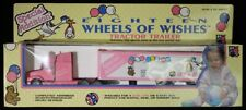 """K-Line Eighteen Wheels of Wishes 1/48 scale Die Cast """"It's a Girl"""" Tractor Trail"""