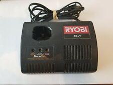 Ryobi 18.0V 18V ChargePlus+ P110 Class 2 NiCd Battery Charger 140237023 vgc