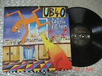 "UB40 ‎– ""Rat In The Kitchen""   Vintage LP   A&M Records ‎– SP-5137"