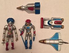 Vintage/Antique Toy 👾 Alien/Space Sci-Fi Figures & Ships -  🎂 Cake Toppers