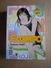 F. COMPO Tsukasa Hojo Vol. 8 edizione Star Comics   [G371C]