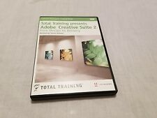 Total Training Adobe Creative Suites 2 From Design To Delivery 10 Hours DVD