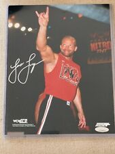 Lex Luger Autographed Signed nWo WCW Wrestling 8x10 Photo TRISTAR COA