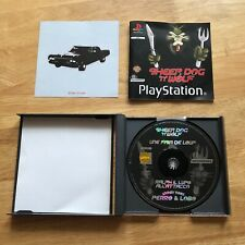 Sheep Dog N Wolf - Song PlayStation 1 PS1 - Complete Black Label Retro