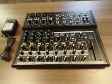 Mackie Mix12Fx 12 Channel Compact Mixer in Mint condition