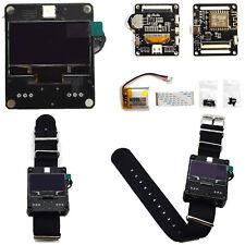 Für Arduino Watch WiFi Deauther ESP8266 Development Board Modul 3.7V Battery Hot