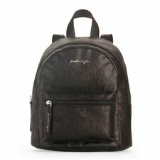 Kendall And Kylie Glitter Mini Back Pack-BLACK