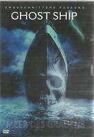 Ghost Ship  (Snappercase) DVD