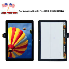 71 PIN LCD Touch Screen Digitizer For Amazon Kindle Fire HDX 8.9 GU045RW QC
