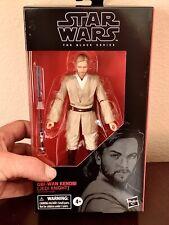 Star Wars Black Series Obi-Wan Kenobi (Jedi Knight) Figure ~ #111 New ~ MINT