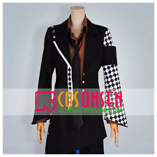 Cosonsen Amnesia Ukyo Cosplay Costume Full Set With Hat All Sizes