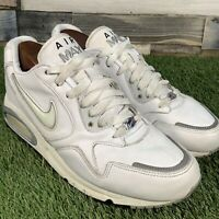 UK8 Nike Air Max 'Point 5' Trainers - Rare Retro VTG 2007 - 313624 - EU42.5
