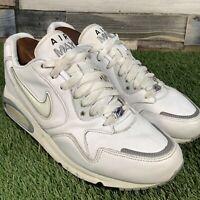UK8 Nike Air Max 'Point 5' Trainers - Rare Retro VTG 2007 - 313624 - EU42.5