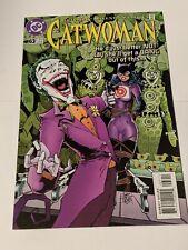 Catwoman #63 December 1998 DC Comics Grayson Balent JOKER