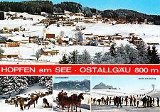 Hopfen am See , Ostallgäu ,AK gel.