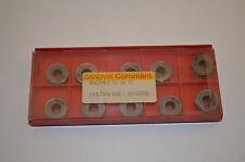 Wendeschneidplatten ,SANDVIK, RCMX 160600 H13A, K20,10Stück, INSERTS, RHV6840