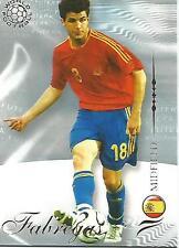 2007 Futera World Football Cesc Fabregas #081 Spain