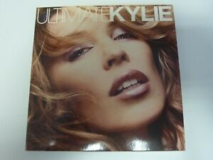 KYLIE MINOGUE - Ultimate Kylie - Very Rare 2 x CD Promo Card Sleeves - EX+