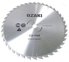 OZAKI Kreissäge- Blatt für Wippsäge Hecht, ATIKA, Scheppach, Woodster 405 x 30