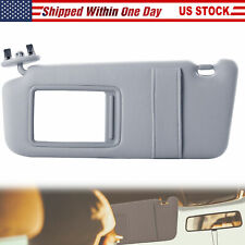Car Sun Visor Left Driver Side Mirror for 2007-2011 Toyota Camry without Sunroof