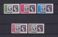 LUXEMBOURG 1952, Sc#C16-C20, CV $34, MH