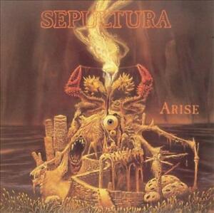 SEPULTURA - ARISE NEW CD