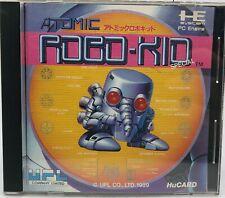 PC Engine Atomic Robo Kid Special Japanese Japan JP US Seller