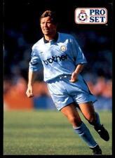 Pro Set Fußball 1991-1992 Manchester City ADRIAN HEATH #289