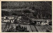 BF35507 thuringen gasthof luisenthal m schwimmbad germany   front/back scan