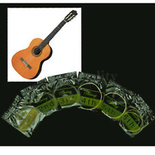 6× Nylon Strings Chord Classical Guitar 1 Meter New One Silver One Transparent