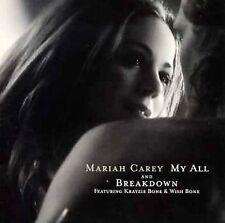 Mariah Carey - My All [CD5 Single] (CD, Apr-1998, Sony SEALED NEW