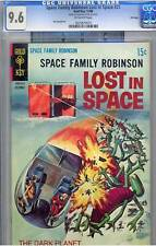 CGC (GOLD KEY) SPACE FAMILY ROBINSON, LOST IN SPACE #31 NM+ 9.6