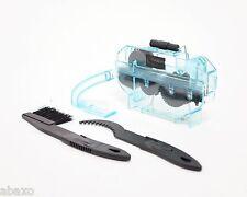 Bicycle Chain and Cog Cleaning Kit,Bike Drivetrain Cleaner/Brush Set