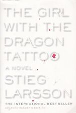 The Girl With The Dragon Tattoo - Stieg Larsson - ARC - New