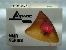 GOLD RING  D120, VM95P NEEDLE for Cartridge #G850 NOS/NIP-Astatic Pkg.GO102-7d