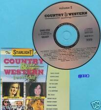 COUNTRY + WESTERN + FESTIVAL + Vol.2 + CD + NEU + TOP +