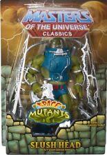Masters of the Universe Classics (MOTUC) Slush Head – NEU / MISB