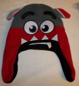 The Children's Place  Red Beatle Infant Baby Winter Hat 6-12M MWTS!