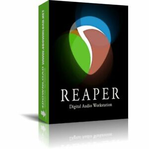 Cockos - Reaper 6.21 a program for creating music. instant download.