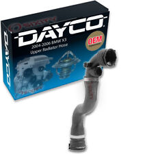 Dayco Upper Radiator Hose for 2004-2006 BMW X3 3.0L 2.5L L6 - Engine Coolant ag
