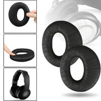 Headphone Replacement Earpads Pillow Ear Pads Cushion For Sony MDR-RF985R  QHD