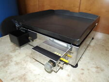 Commercial CATERING VAN LPG Griddle - Hot Plate, Barbecue 40x40 cm