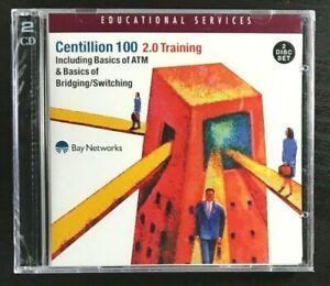 Centillion 100 2.0 Training - Basics of ATM & Bridging/Switching 2 Disc Set 1996