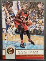 Pascal Siakam 2016-17 Panini Excalibur #165 Rookie RC Toronto Raptors