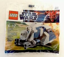 LEGO STAR WARS 30059 MTT VEHICLE LAND SHIP 51 PCS NEW IN POLYBAG BAGGIE RARE HTF