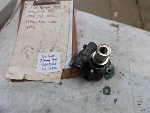 FIAT COUPE 20V POWER STEERING PUMP 464079760 SOCIETE DU GROUPE 1998